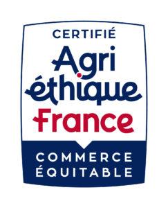 Logo agri éthique France
